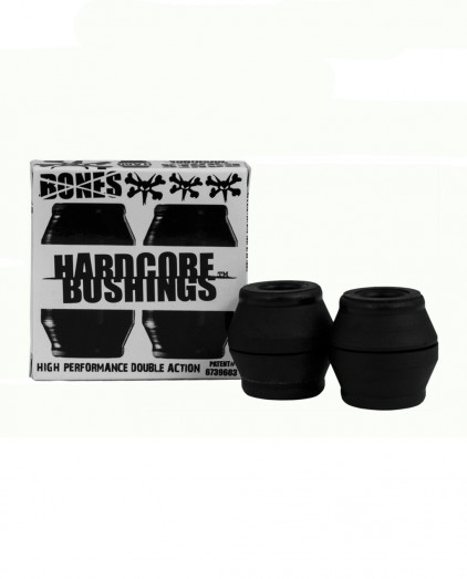 BONES HARDCORE BUSHINGS HARD 96 A BLACK