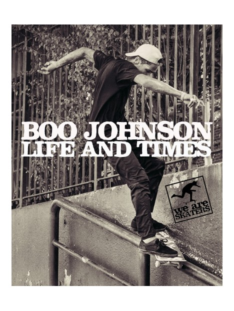 BOO JOHNSON : LIFE AND TIMES