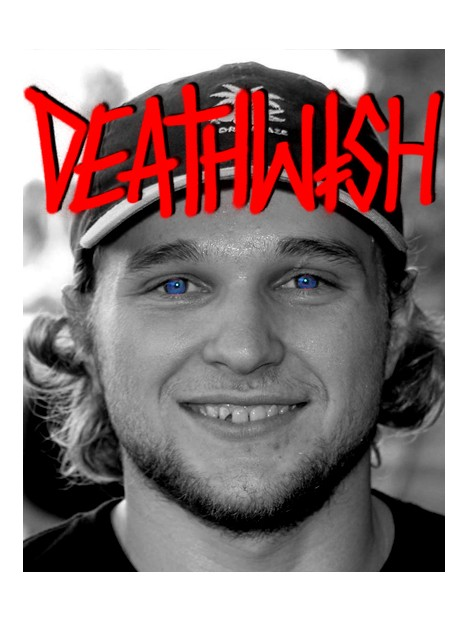 JAMIE FOY : WELCOME TO DEATHWISH