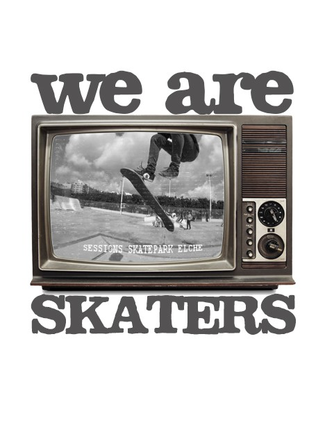 We Are Skaters. Sessions- Skatepark Elche