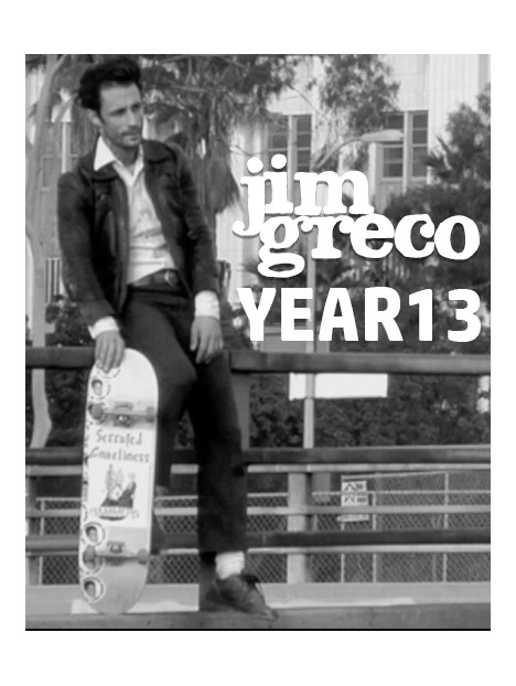 JIM GRECO: YEAR 13