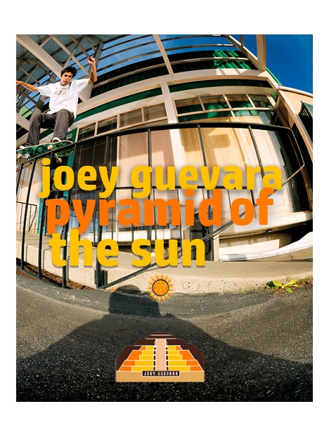 JOEY GUEVARA : PYRAMID OF THE SUN