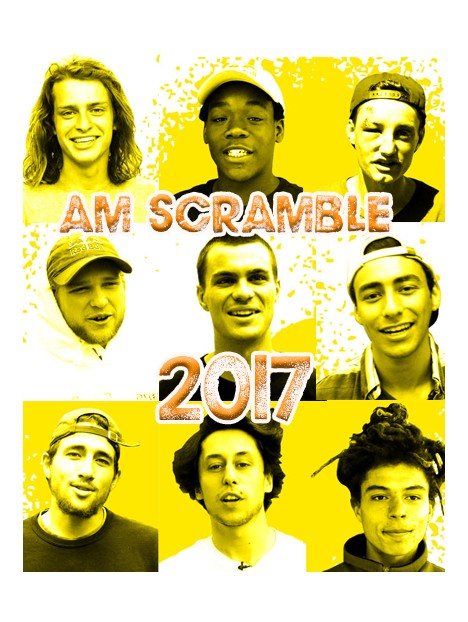 THRASHER AM SCRAMBLE 2017