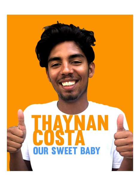 THAYNAN COSTA - OUR SWEET BABY